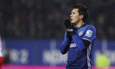 Yevhen Konoplyanka vom FC Schalke 04.