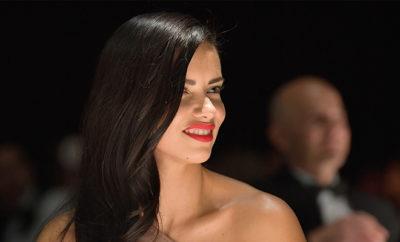 Sexy Adriana Lima so hübsch wie immer.