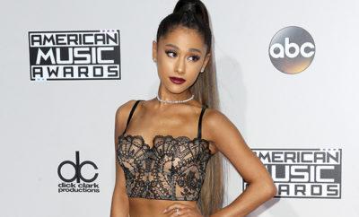 Ariana Grande im heißen Outfit bei den AMAs.