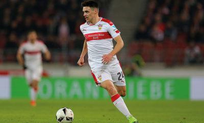 Neuzugang Josip Brekalo vom VfB Stuttgart.