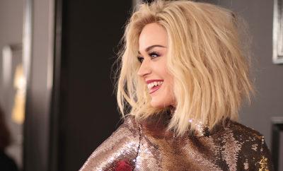 Katy Perry bei den Grammy Awards 2017.
