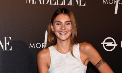 Stefanie Giesinger bei den New Faces Award.