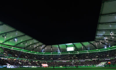 Nach dem Bundesligaspiel Zwischen Werder Bremen und VfL Wolfsburg gab heftige Auseinandersetzungen.
