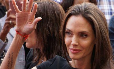 Brad Pitt und Angelina Jolie ließen sich Liebestattoos stechen!