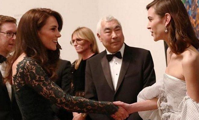 Kate Middleton: Wurde Alexa Chung von ihrem Vater bloßgestellt?