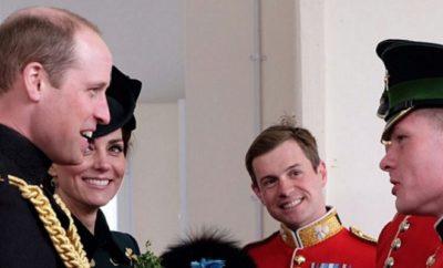 Kate Middleton macht gute Miene zum bösen Spiel!