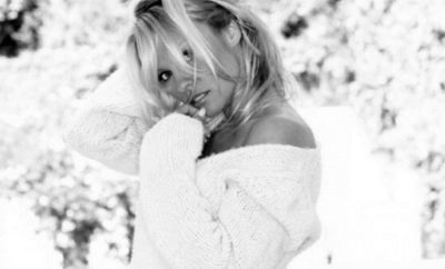 Pamela Anderson wirft mit Nacktshooting Fragen auf!