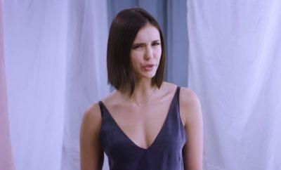 Vampire Diaries-Star Nina Dobrev wirbt sexy für Gesundheitsvorsorge!