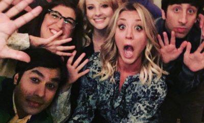 Kaley Cuoco: Big Bang Theory-Kollege Kunay Nayyar - Peinliches Treffen mit der Queen!