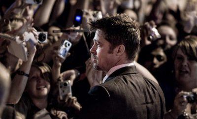 Brad Pitt kassiert Spott wegen Photoshop-Fail