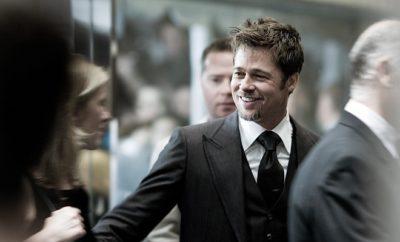 Brad Pitt und George Clooney: Julia Roberts geriet zwischen die Fronten!