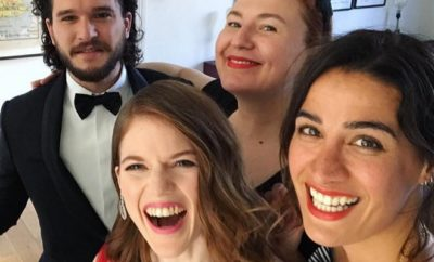 Game of Thrones-Star Kit Harington: Peinlicher Party-Fail!
