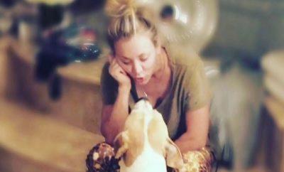 Kaley Cuoco verstört Big Bang Theory-Fans mit Instagram-Posting!
