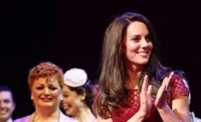 Kate Middleton schlich sich heimlich in eine Kunstausstellung!