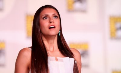 Vampire Diaries-Star Nina Dobrev verlässt Film-Premiere mit Orlando Bloom!