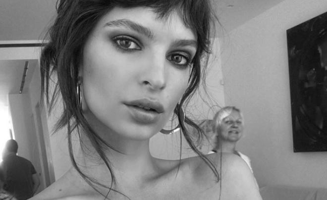 Emily Ratajkowski und Demi Rose provozieren mit Nacktbildern!