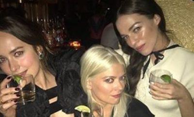Fifty Shades of Grey-Star Dakota Johnson droht mächtig Ärger!