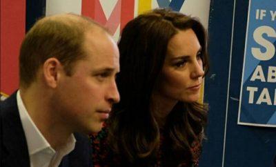 Kate Middleton: Leidet sie immer noch?
