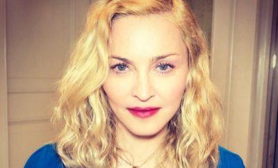 Madonna überrascht mit Nacktbild!