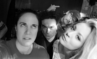 Big Bang Theory: Johnny Galecki rückt Kaley Cuoco auf die Pelle!