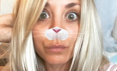 Big Bang Theory: Kaley Cuoco postet urkomische Videos!