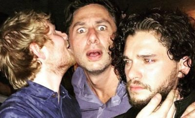 Game of Thrones: Kit Harington und Ed Sheeran sahen zuerst ihren Penis!