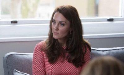 Kate Middleton kämpft mit ihrer Morgenübelkeit!