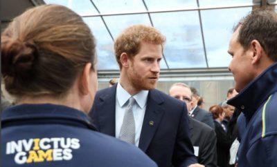 Kate Middleton: Warum wird Prinz Harry an ihre Seite verbannt?