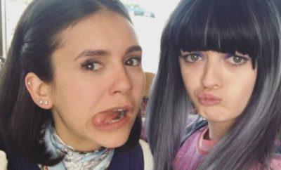 Vampire Diaries-Star Nina Dobrev auf frischer Tat ertappt!