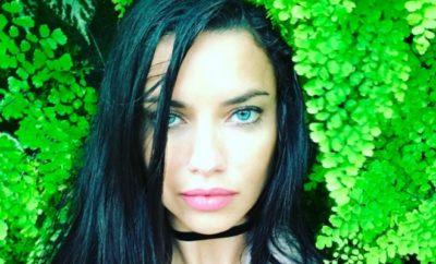 Adriana Lima verstößt mit Nacktbild gegen Instagram-Regeln!