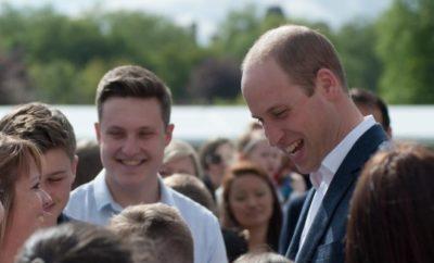 Kate Middleton: Damit geht Prinz William Sohn George auf die Nerven!