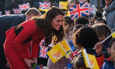 Kate Middleton: Werden ihr öffentliche Reden verboten?