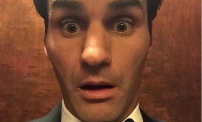 Kate Middleton küsst Roger Federer vor lauter Euphorie gleich drei Mal!