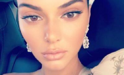 Kendall Jenner: Oben Ohne-Panne enthüllt Nippelblitzer!