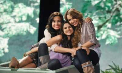 Selena Gomez, Miley Cyrus und Demi Lovato endlich wieder vereint!