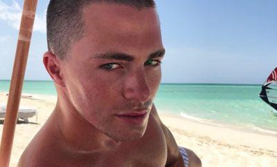 Arrow-Star Colton Haynes postet Nacktbild aus dem Paradies!