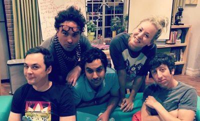 Big Bang Theory: Jim Parsons kritisiert Kaley Cuoco für sexy BH-Bild!