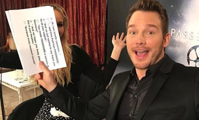 Jennifer Lawrence: Schuld an Schock-Trennung von Chris Pratt?