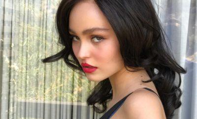 Johnny Depp: Tochter Lily-Rose überrascht mit sexy Oben Ohne-Shooting!