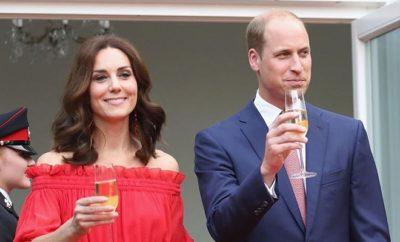 Kate Middleton: Bloß nicht zu nahe kommen!