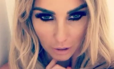 Katie Price: Illegales Nackt-Shooting!