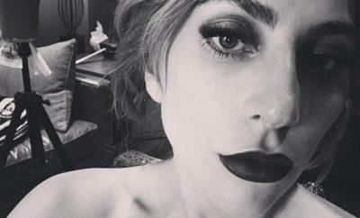 Lady Gaga: Sexy Oben Ohne-Einblick!