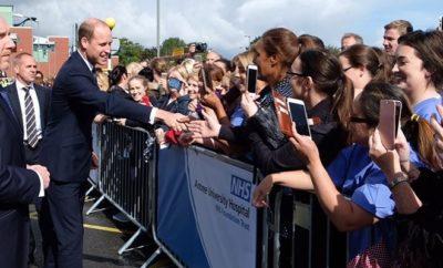Kate Middleton: Ungewöhnliches Geschenk für Prinz William!
