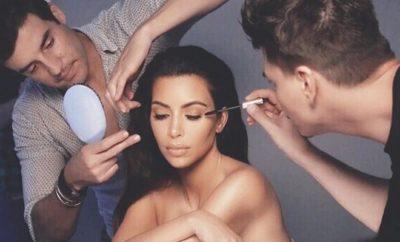 Kim Kardashian löscht Nacktbild nach Twitter-Shitstorm!