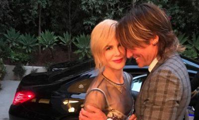 Nicole Kidman und Alexander Skarsgard: Schock-Moment bei den Emmys!