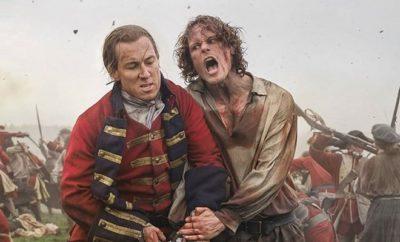 Outlander: Kit Harington flippt wegen Game of Thrones-Star Kit Harington aus!