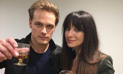 Outlander: Sam Heughan und Caitriona Balfe sprechen über ihre Gefühle!