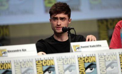 Harry Potter-Star: Daniel Radcliffe splitterfasernackt in Jungle!