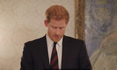Prinz Harry kassiert Shitstorm für Schock-Foto