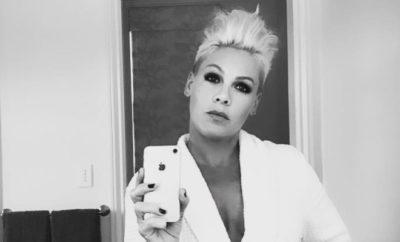 Pink beichtet Nackt-Diss gegen Kim Kardashian!